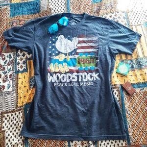 Woodstock '69 tee